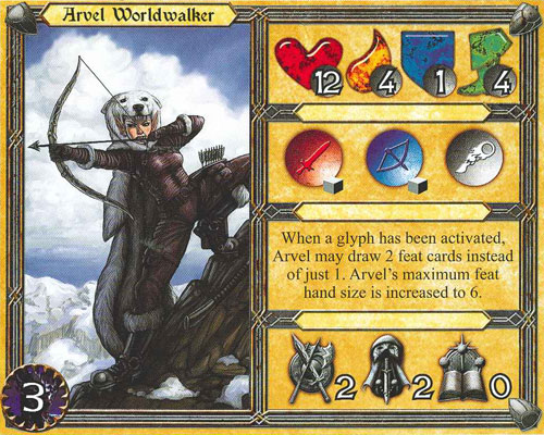 Arvel Worldwalker