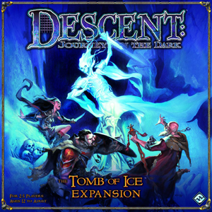 Descent: Tomb of Ice